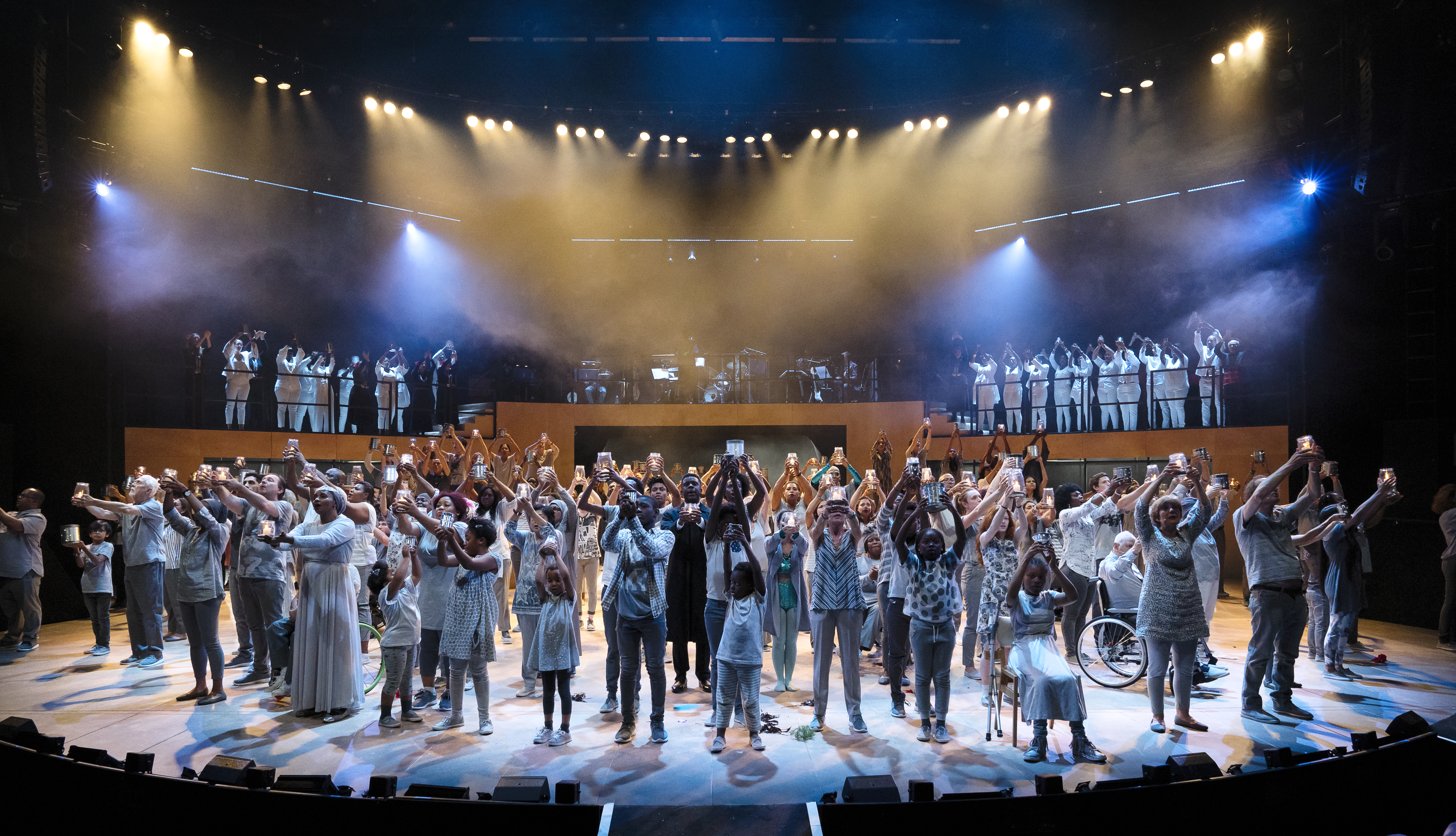 1NT PUBLIC ACTS Cast in Pericles at National Theatre (c) James Bellorini 42