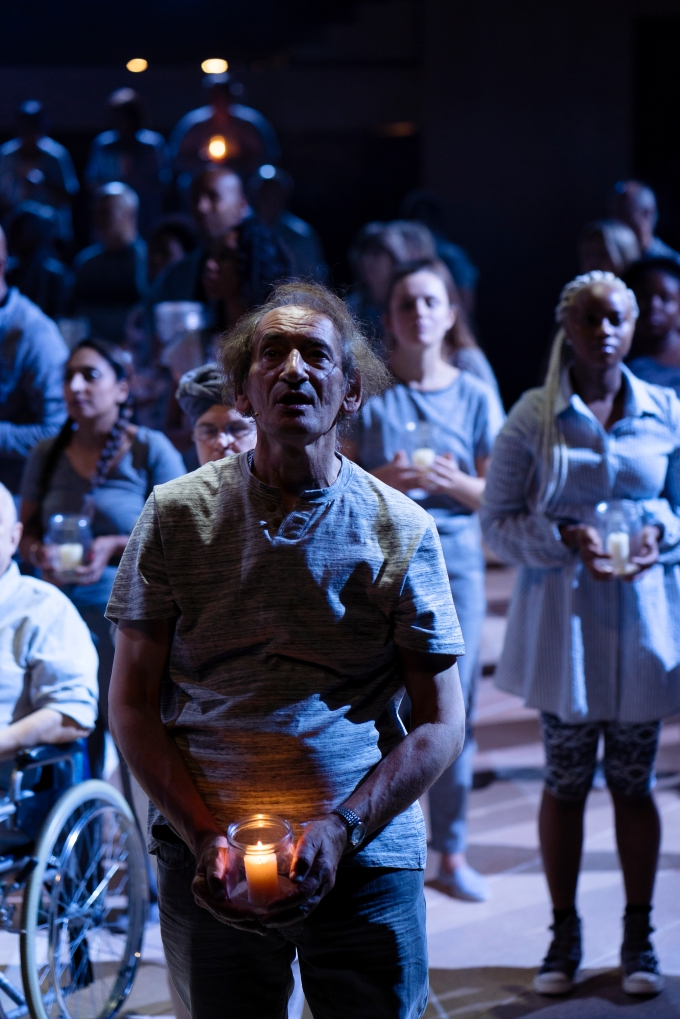 NT PUBLIC ACTS Cast in Pericles at National Theatre (c) James Bellorini 6